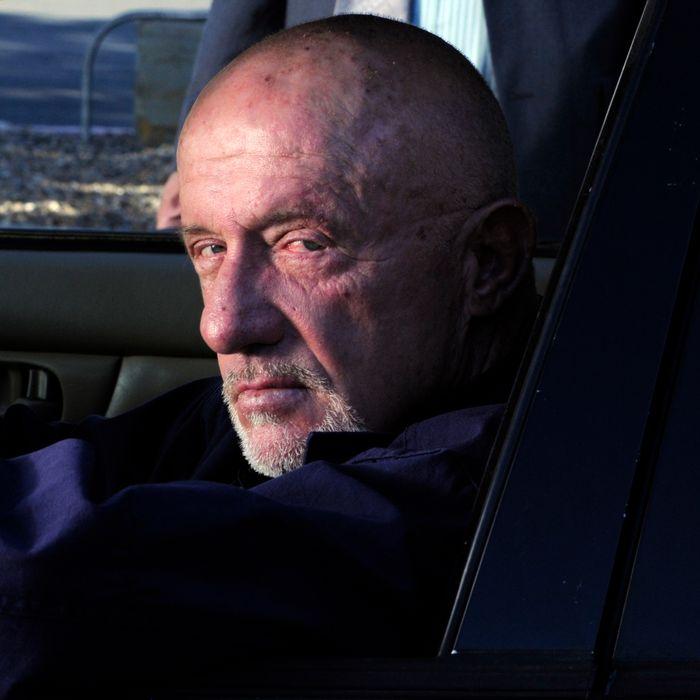 Mike (Jonathan Banks) - Breaking Bad - Season 5, Episode 7 - Photo Credit: Ursula Coyote/AMC