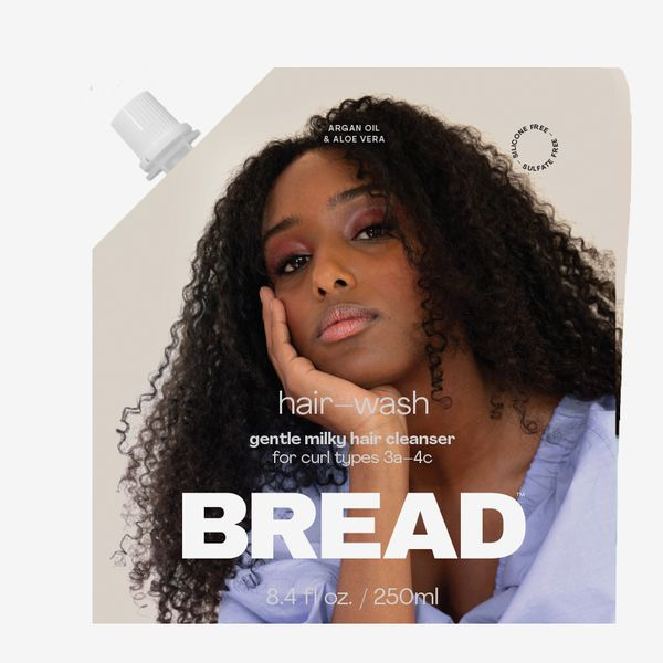 BREAD Beauty Supply Hair Wash Gentle Milky Hair Cleanser