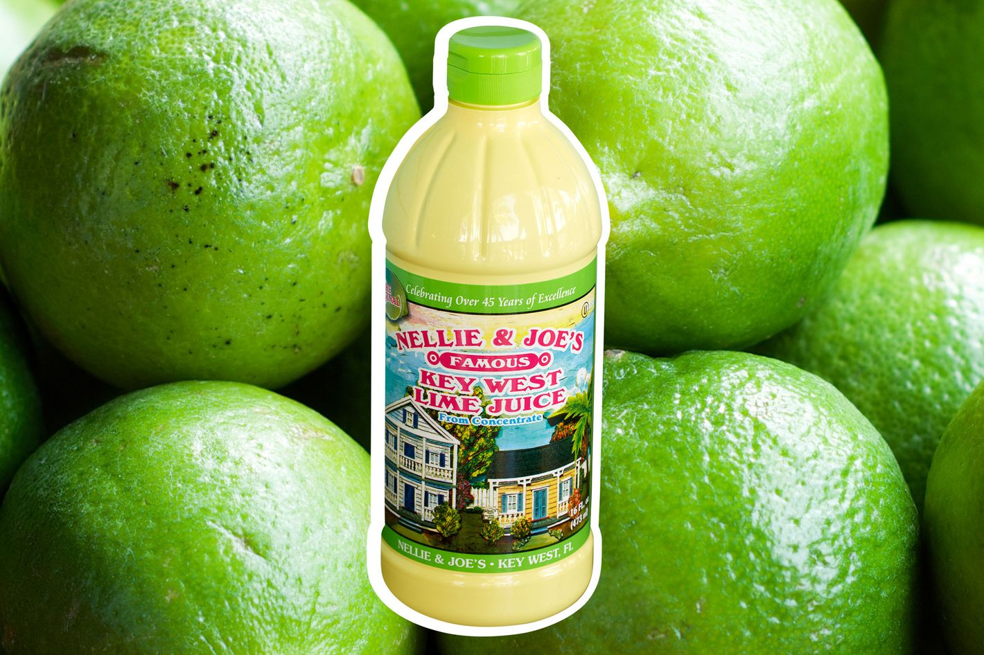 Nellie & Joe's Famous Key West Lime Juice (Pack of 3)