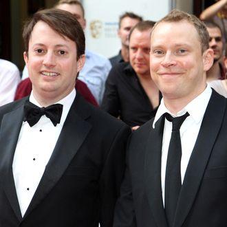 Philips British Academy Television Awards (BAFTA) - Inside Arrivals