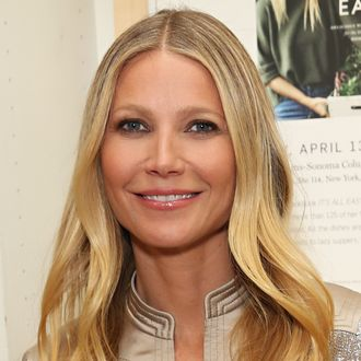 Gwyneth Paltrow Signs Copies Of