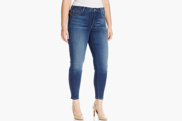 NYDJ Women's Plus Size Ami Super Skinny Jeans in Sure Stretch Denim