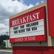 Orlando Chick-fil-A Opened on Sunday to Feed Blood Donors
