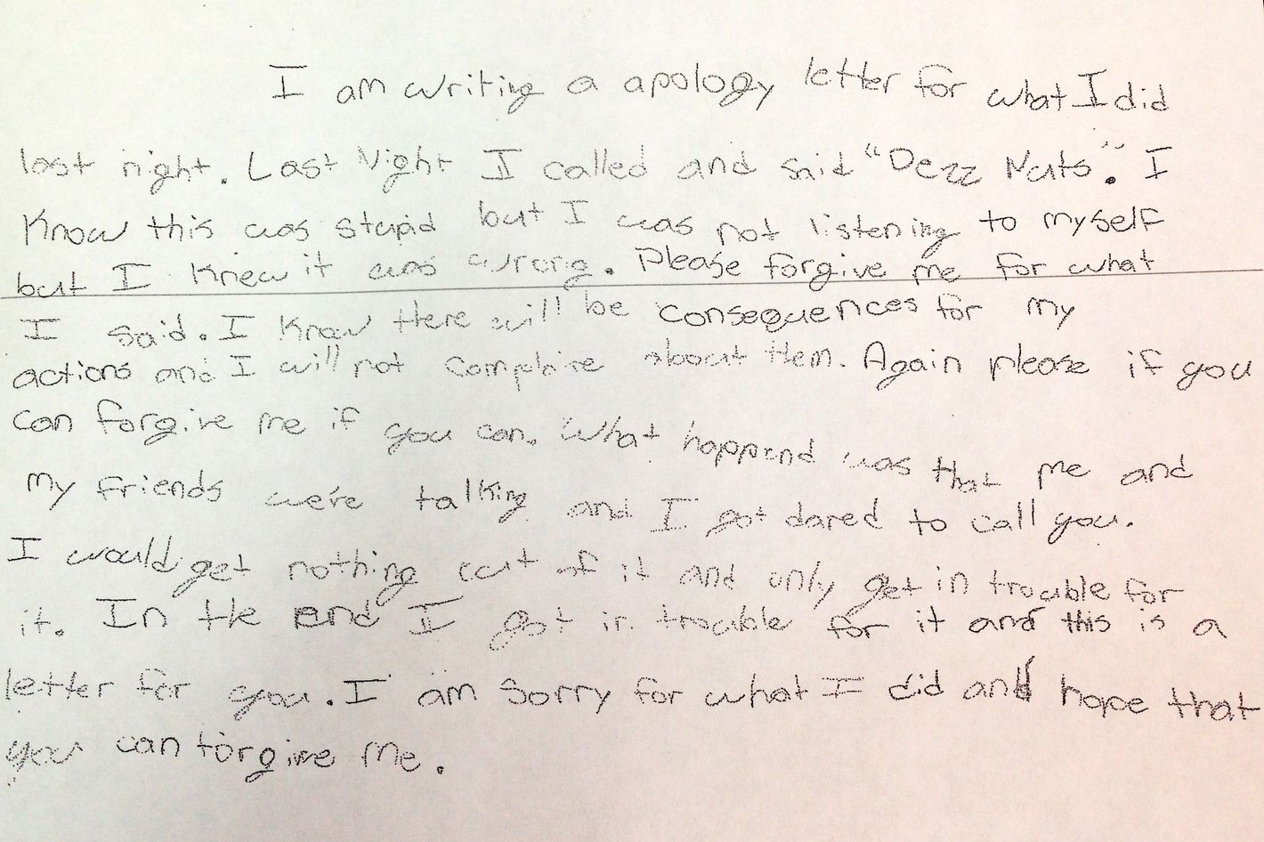 Nice Probe Apology Email Image Collection - FORTSETZUNG ARBEITSBLATT ...