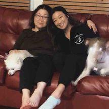 In loving memory of Suncha Kim