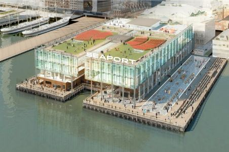 Coming soon to Pier 17.