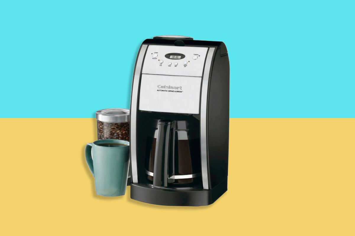 Cuisinart Automatic Grind & Brew Coffeemaker 12 Cup