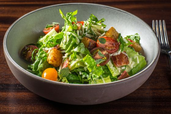 Almost certainly Seattle's most famous salad.