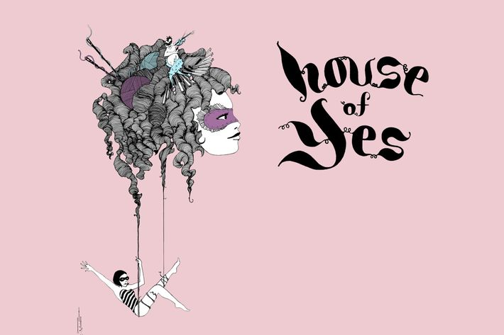 The House of Yes is moving.