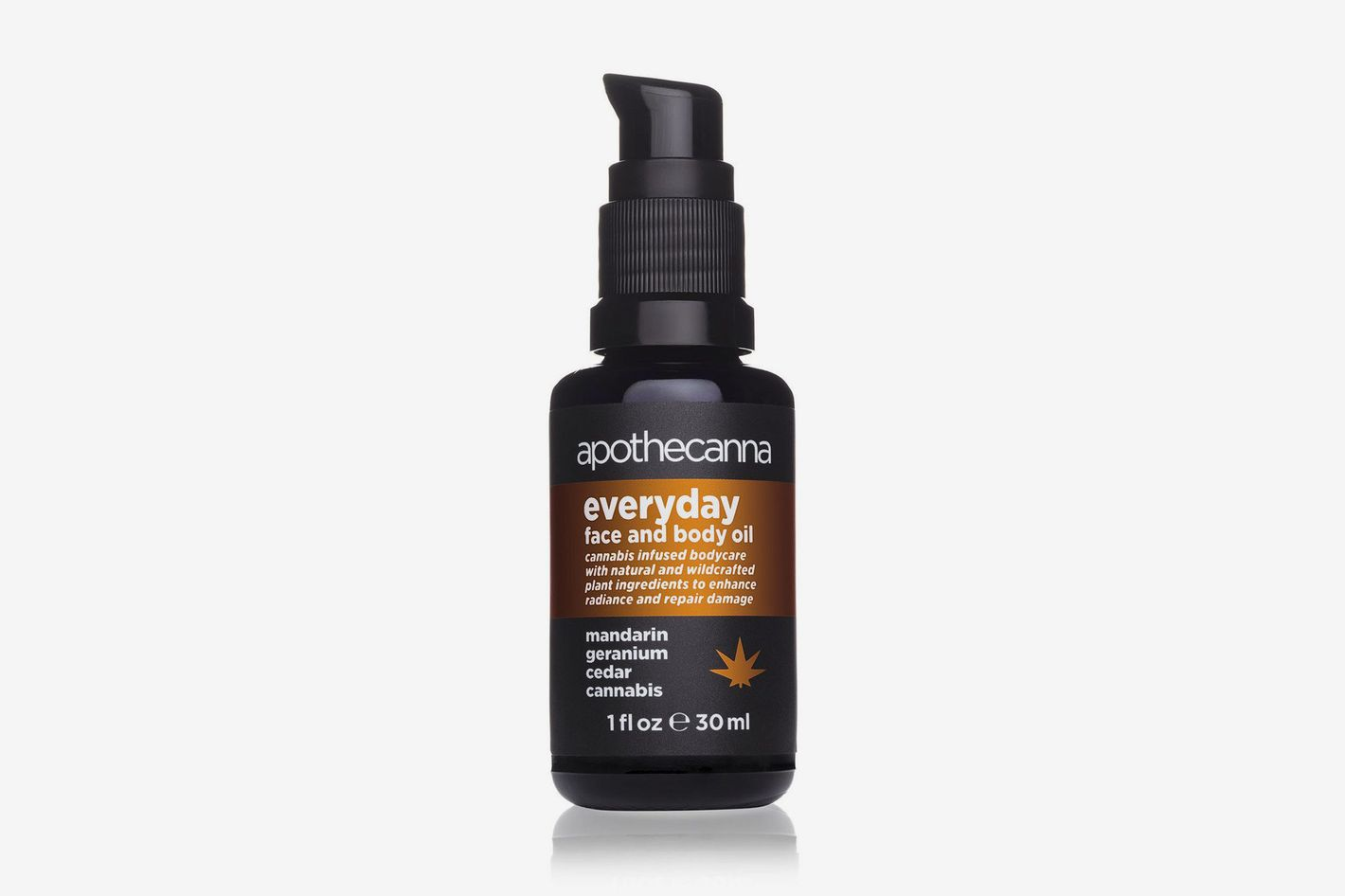 Apothecanna Everyday Face and Body Oil