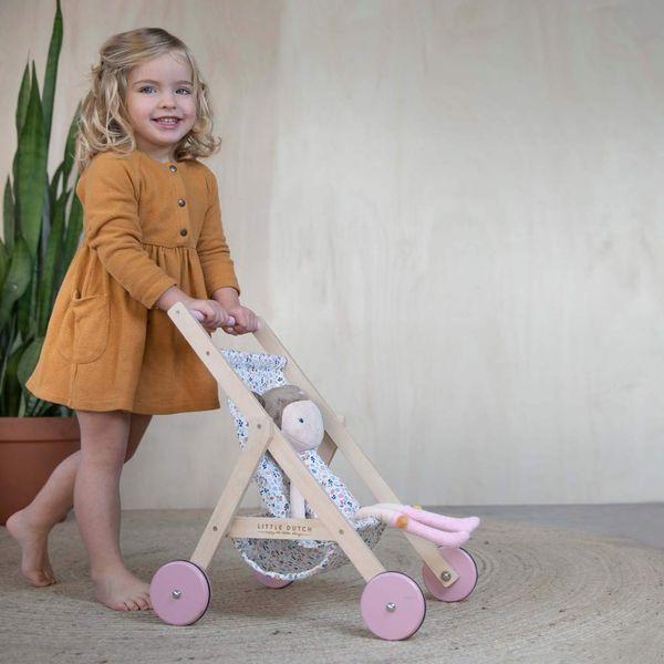Little Dutch Doll's Stroller