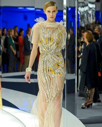A Vionnet dress.