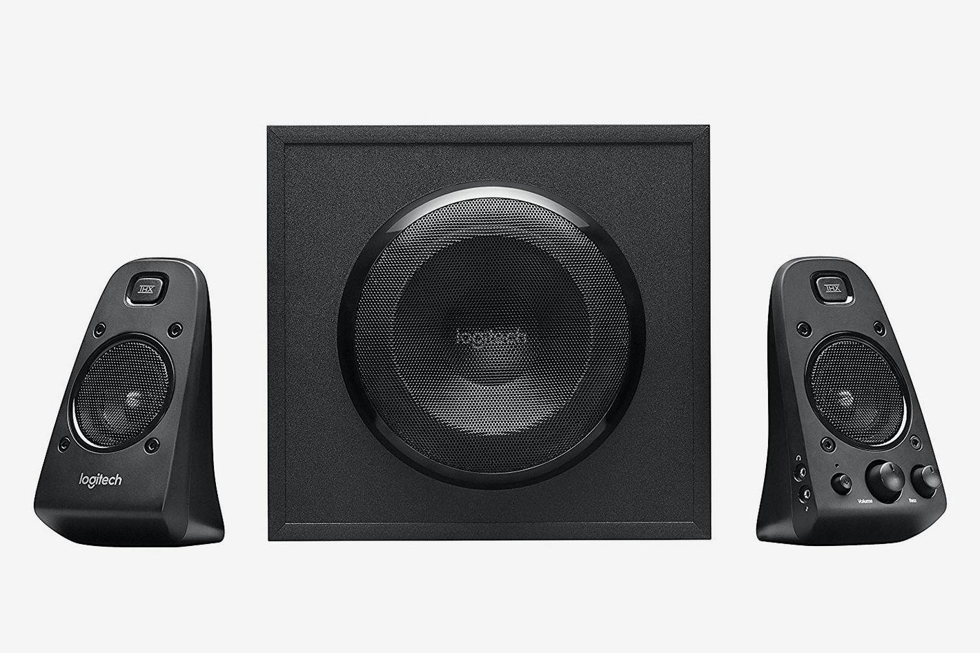 Logitech Z623 400 Watt Home Speaker System