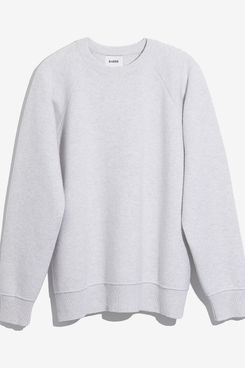 Barrie Cashmere and Cotton Pullover