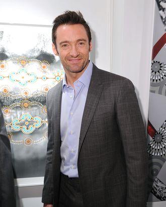 NEW YORK, NY - DECEMBER 05: Hugh Jackman attends the
