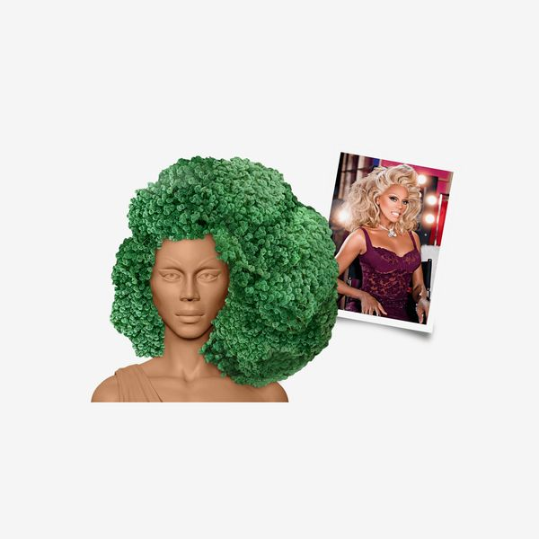 Limited Edition RuPaul Chia Pet