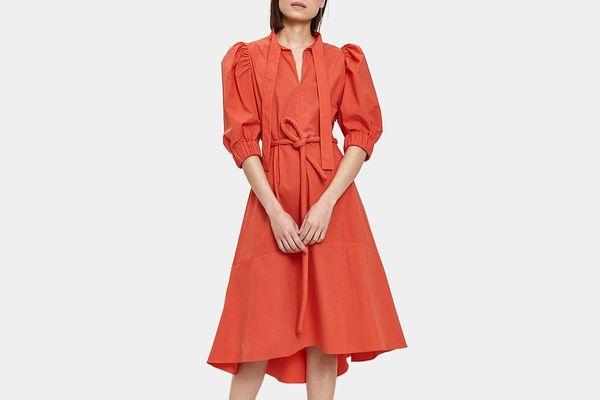 Fabiana Pigna Miranda Dress in Poppy