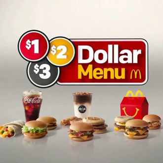 Mcdonalds Somewhat Misleading New Entry Into The Dollar Menu Category