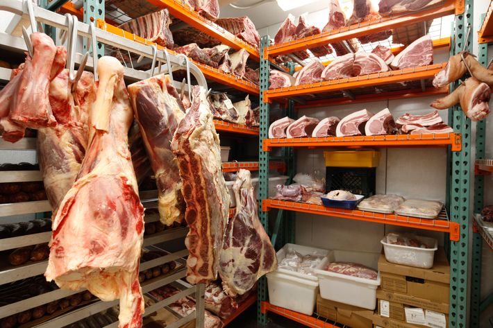 Pastured meats from New York State farms.