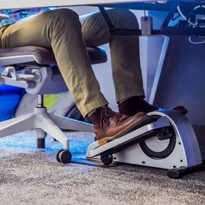 7 Best Under Desk Ellipticals And Cycles Reviewed 2018