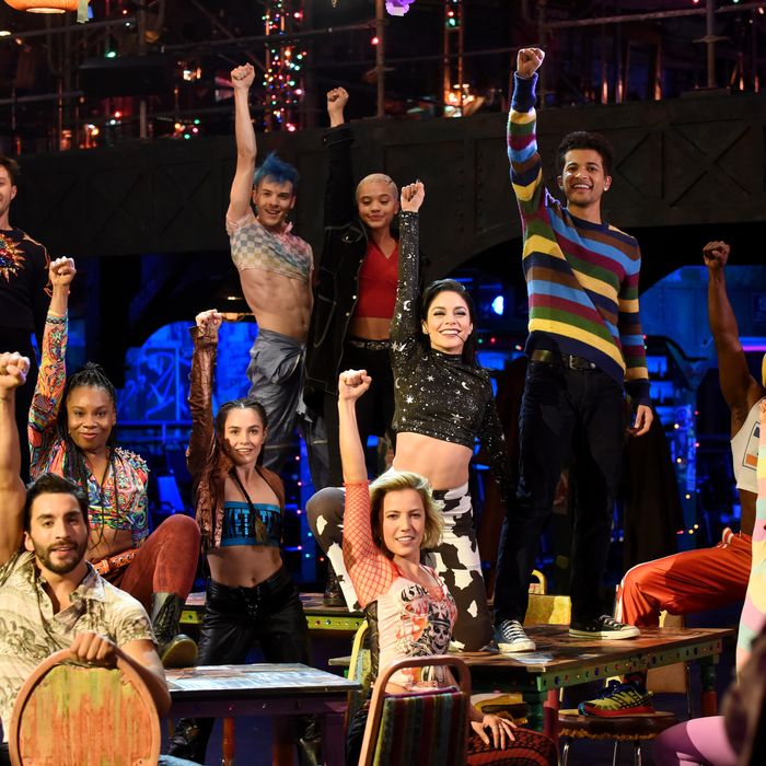 Did You Catch All the Changes in Rent: Live?