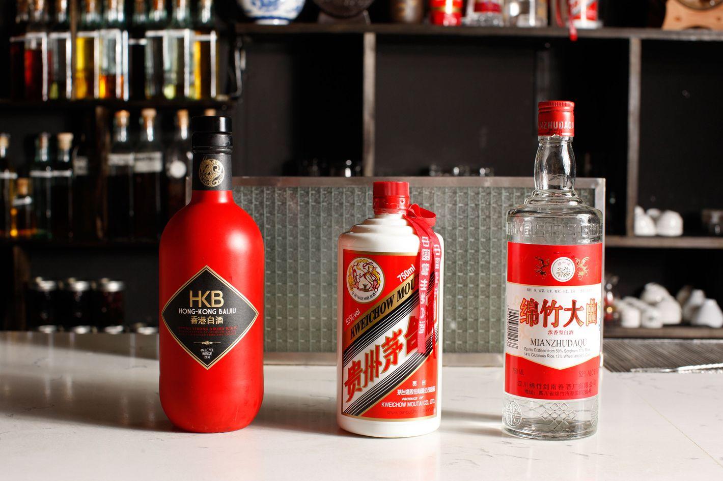 vintage liquor tai Mau