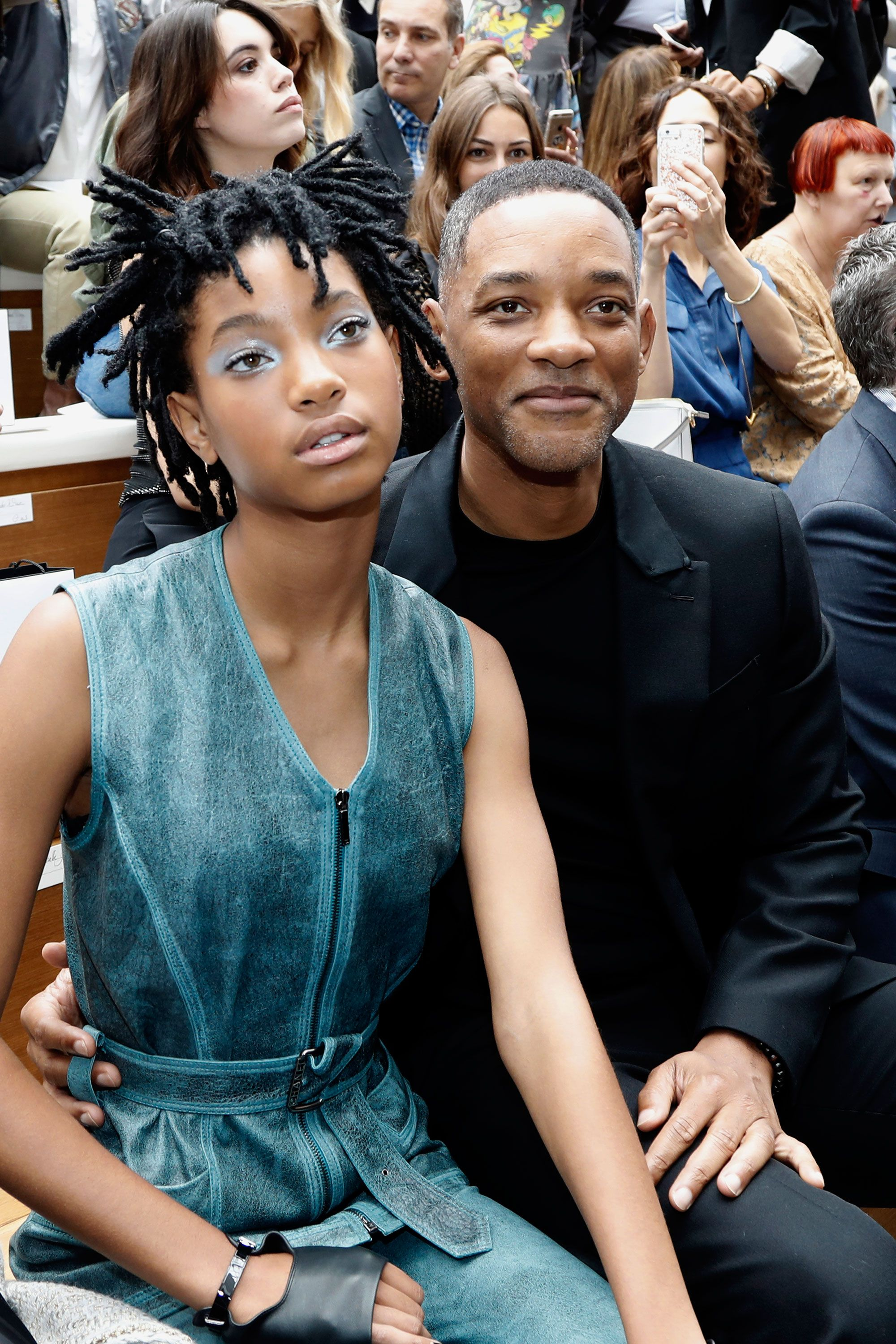 Willow Shaving Her Head Taught Will Smith About Fatherhood