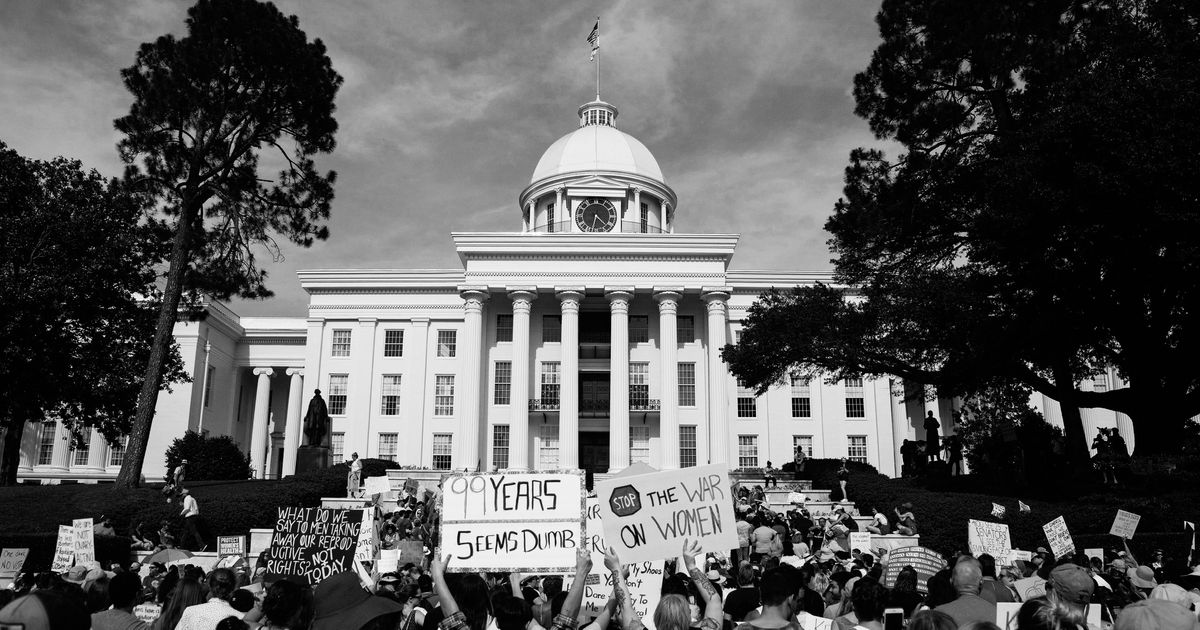 Alabama's Abortion Ban Is Already Being Challenged in Court