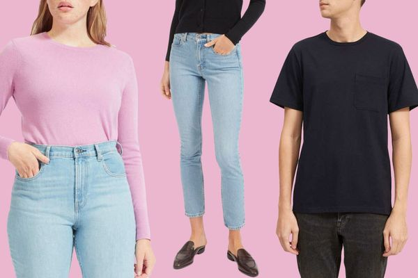 A Bunch of Newly-Added Things for Women and Men Are Up to 60 Percent Off at Everlane