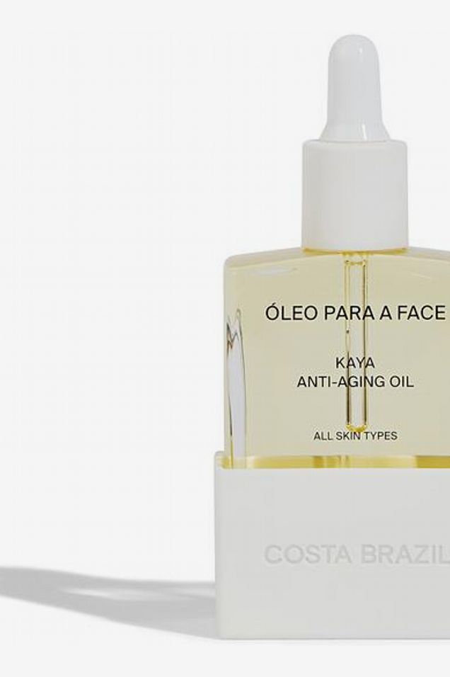Óleo Para a Face Kaya Anti-Aging Face Oil