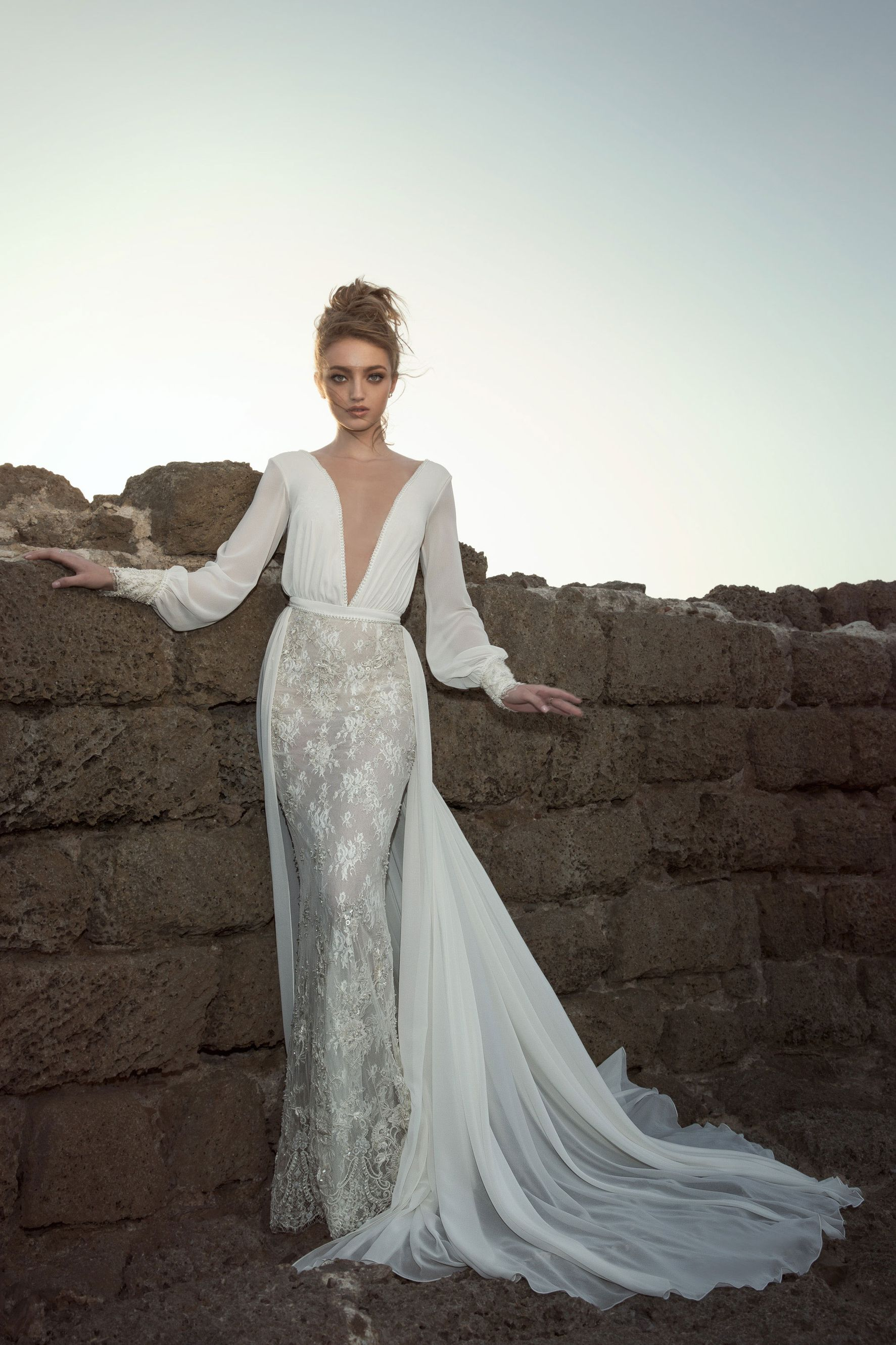 K'Mich Weddings - wedding dresses - dany mizrachi bridal spring collection