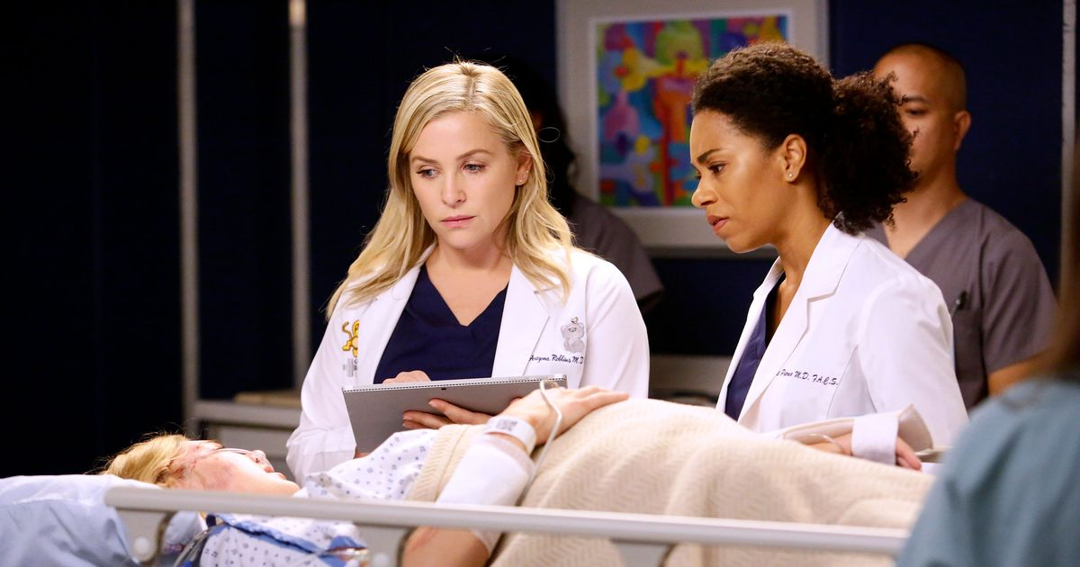 """Grey's Anatomy"" Recap, Season 13 Episode 11: ""Jukebox Hero"""