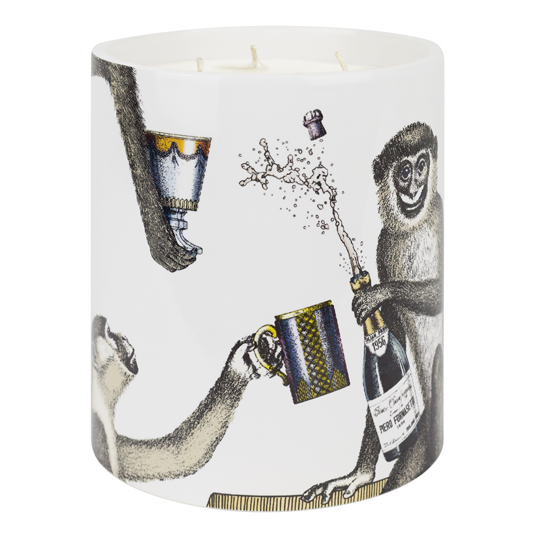 Fornasetti Large Aperitivo Scented Candle