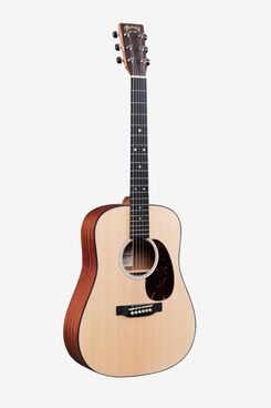 Martin Dreadnought Junior Acoustic-Electric Guitar, Sitka