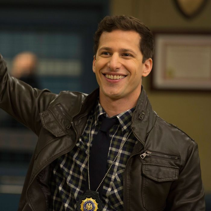 BROOKLYN NINE-NINE: Jake (Andy Samberg) in the