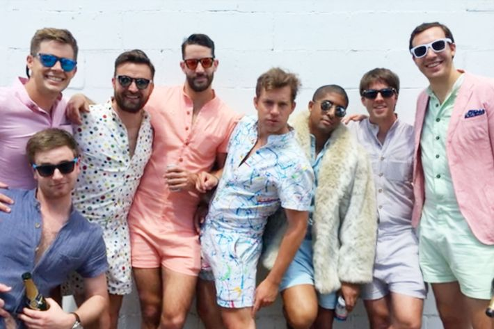 RompHim Kickstarter Is Trying To Make Male Rompers A Thing