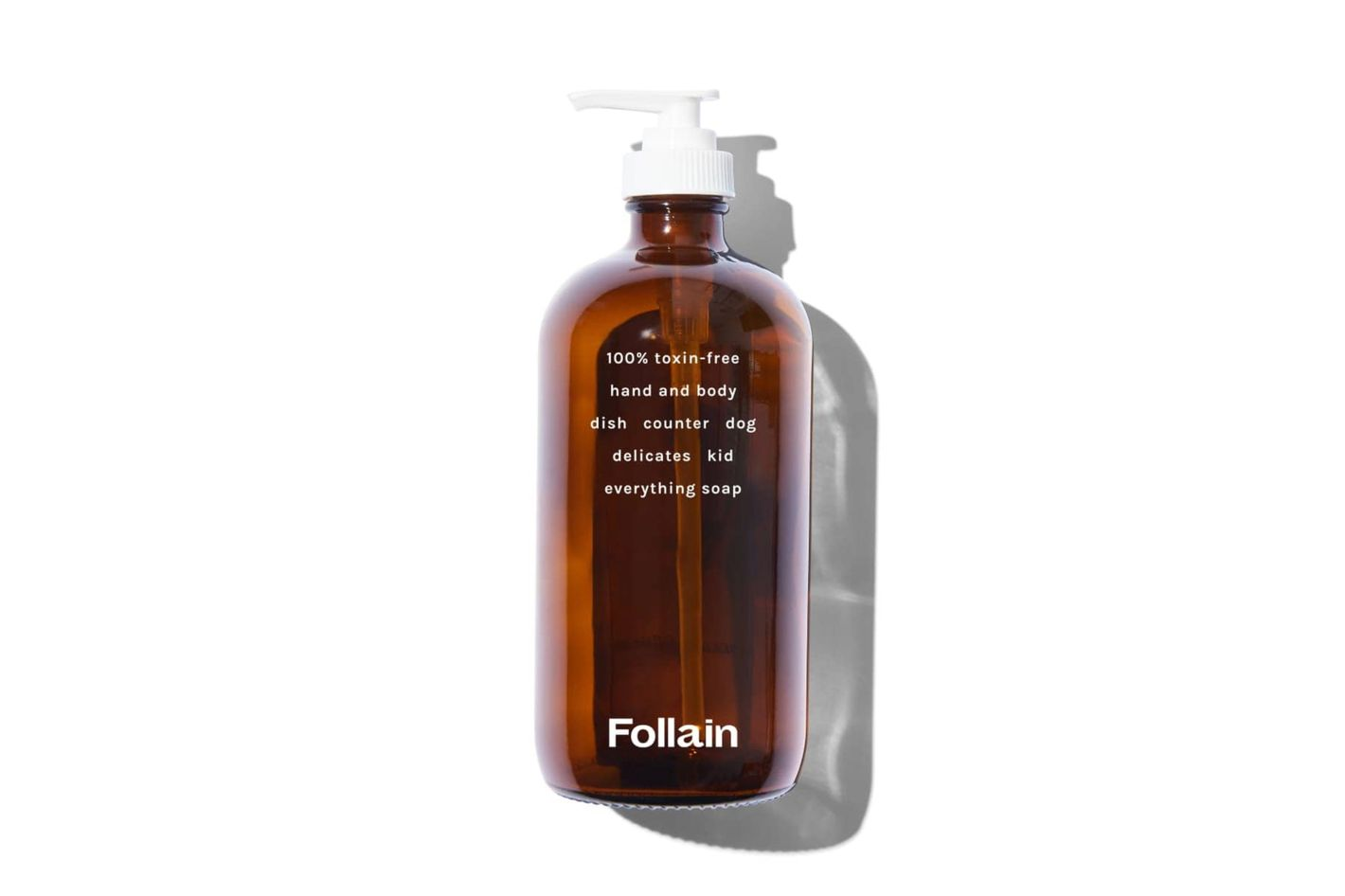 Follain Refillable Hand + Body Soap