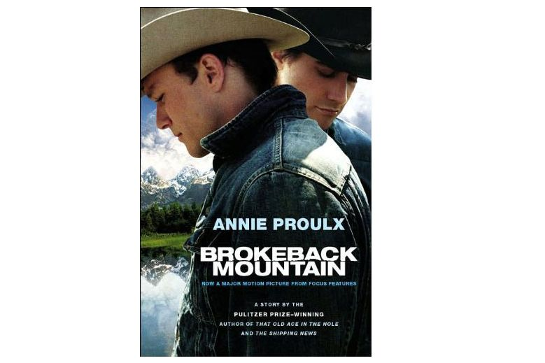 Brokeback Mountain by Annie Proulx