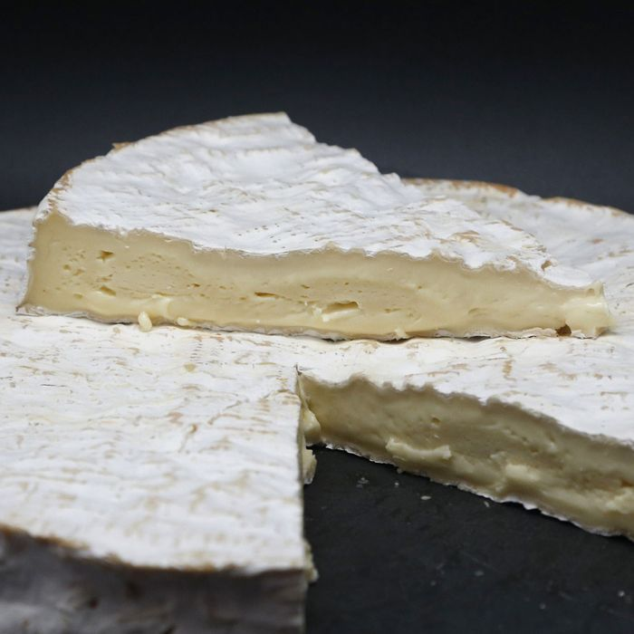 Brie is one of the many cheeses that can contain nisin.