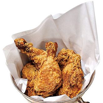 How about fried chicken and Champange at Birds & Bubbles?