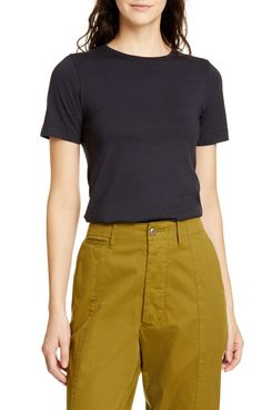 Alex Mill Cotton & Modal Shrunken Tee