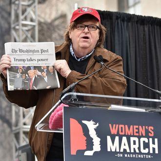 Michael Moore 11/9