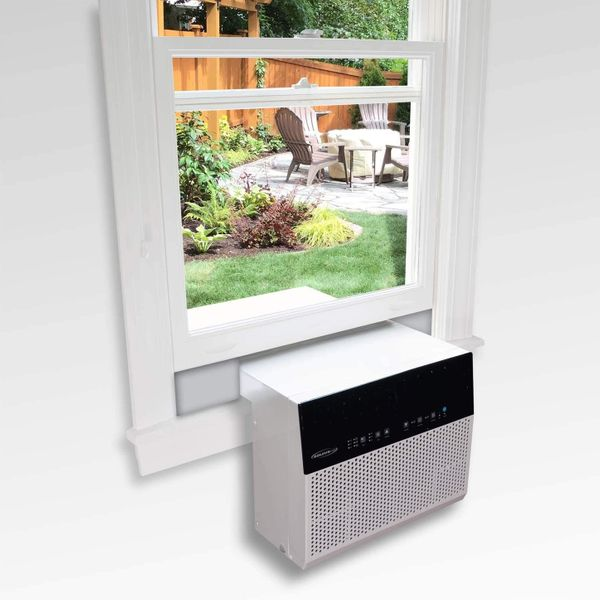 Soleus Air Exclusive Over The Sill Air Conditioner 6,000 BTU