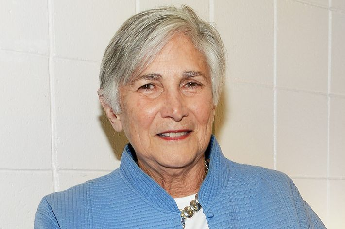 NORTHRIDGE, CA - OCTOBER 02:  Former U.S. Assistant Secretary Of Education Diane Ravitch speaks at the Education on the Edge Lecture Series at California State University Northridge on October 2, 2013 in Northridge, California.  (Photo by Michael Buckner/Getty Images)