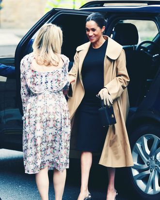 5890f0c5d8 Meghan Markle's Best Style & Fashion Moments 2018