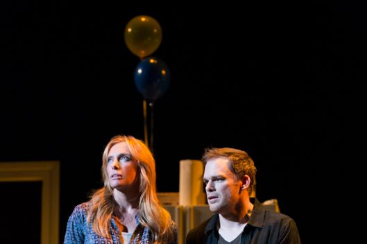 The Realistic Joneses Lyceum Theatre  Cast List: Toni Collette Michael C. Hall Tracy Letts  Marisa Tomei   Production Credits: Sam Gold (Direction)  Other Credits: Written by: Will Eno