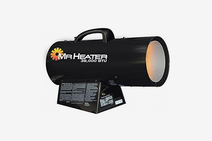 Mr. Heater 38,000 BTU Forced Air Propane Heater F271350