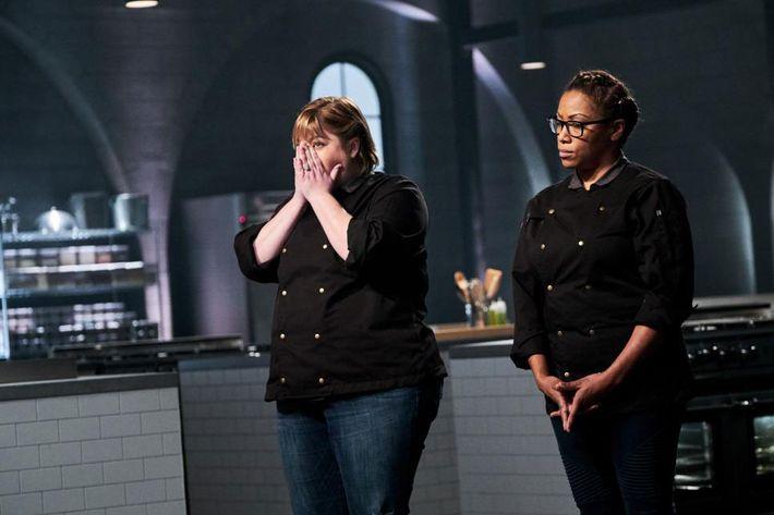 Iron Chef Gauntlet Premiere Recap: Wild Quail, Spiny Lobster