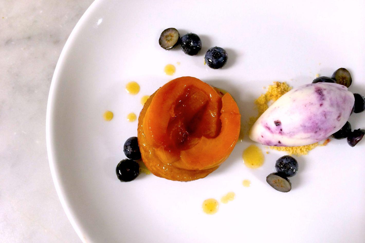 16 New Peach Desserts in NYC