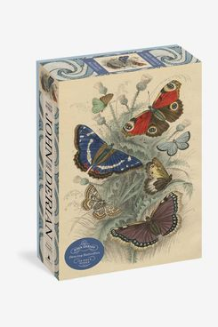 John Derian Paper Goods: Dancing Butterflies Puzzle
